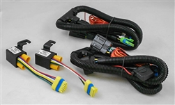 this is a new oem meyer gm adapter headlight harness kit